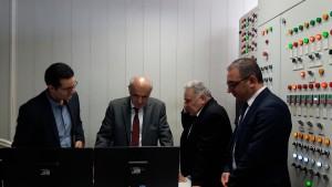 بازدید هیات ارمنستان از شرکت دام و طیور گرگان و دشت